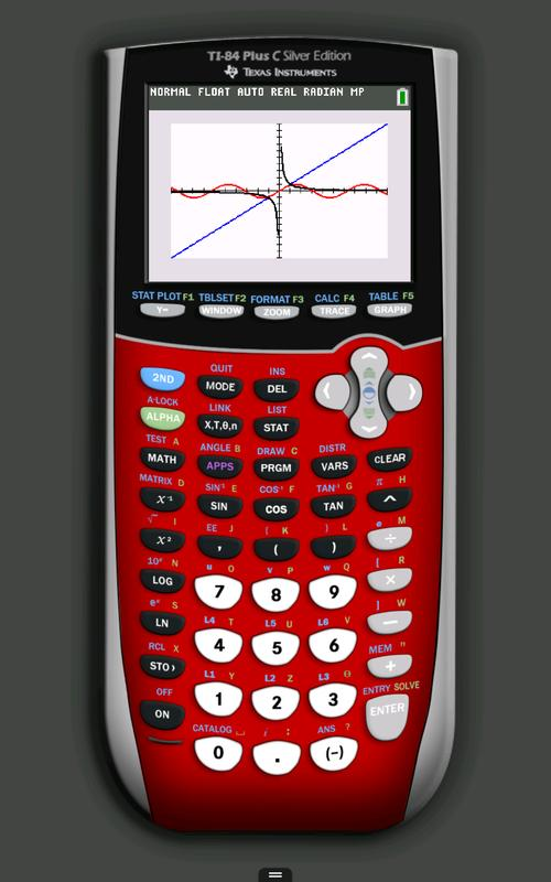 ti-83 app for iphone