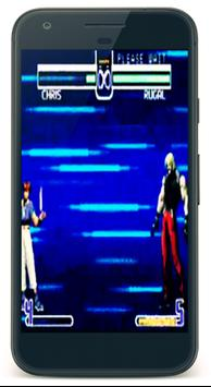 King Of Fighter Game All Guide Especiales apk screenshot
