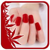 Nail Polish Matte icon