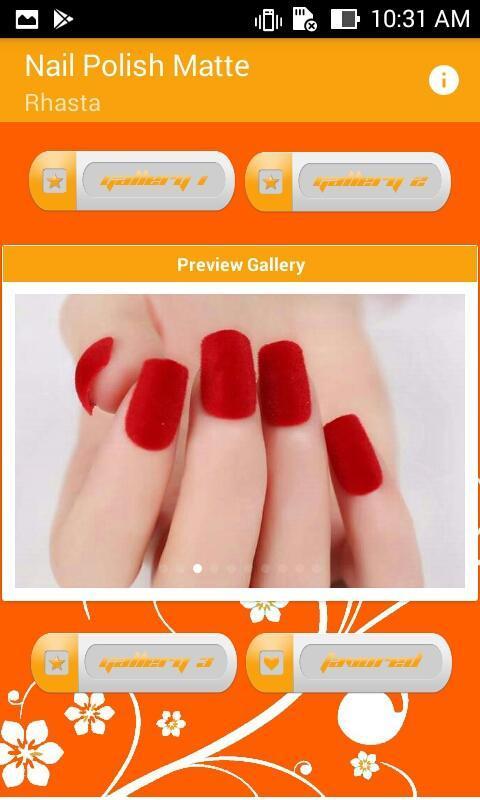 Esmalte de uñas mate Descarga APK - Gratis Estilo de vida Aplicación ...
