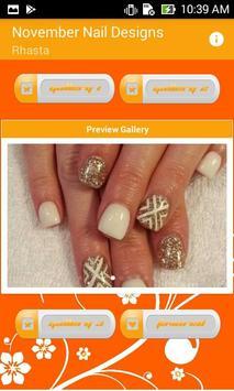 November Nail Designs screenshot 3