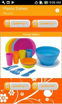 Plastic Dishes poster