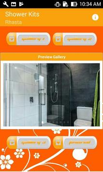 Shower Kits screenshot 9