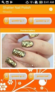 Shatter Nail Polish screenshot 3