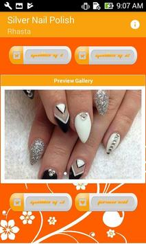 Silver Nail Polish screenshot 9