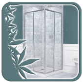 Square Shower Cubicles icon