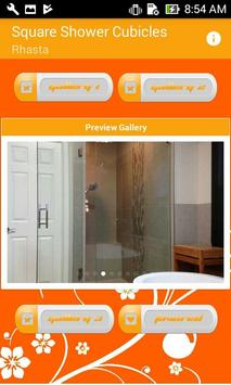 Square Shower Cubicles poster