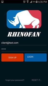 RhinoFantasy poster