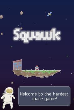 Squawk - A space odyssey apk screenshot