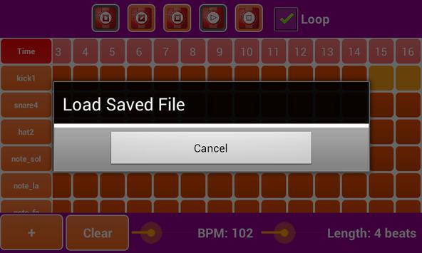 Rhythm Music Maker Mixer Pro apk screenshot