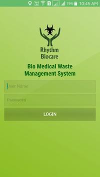 Rhythm Biocare screenshot 1