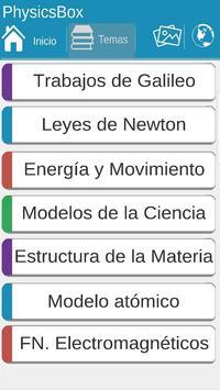 PhysicsBox apk screenshot