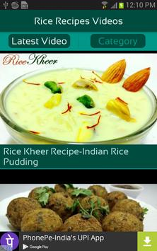 Rice recipes videos apk download free entertainment app for rice recipes videos poster rice recipes videos apk screenshot forumfinder Gallery
