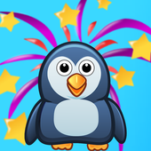 Poppin Penguin icon