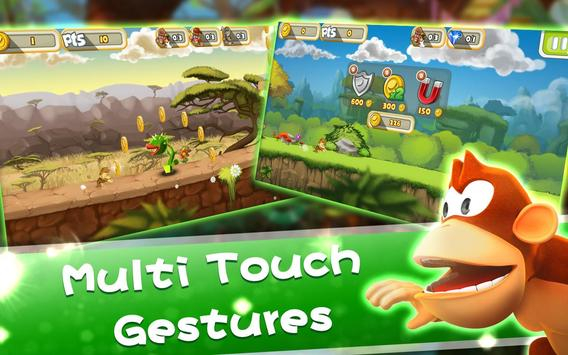 Greedy Monkey screenshot 1