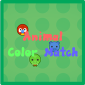 Animal Color Match icon