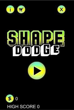 Shape Dodge poster