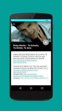 Ricky Martin Songs and Videos screenshot 8