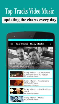 Ricky Martin Songs and Videos poster