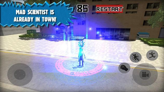 Rick Crazy Scientist screenshot 3