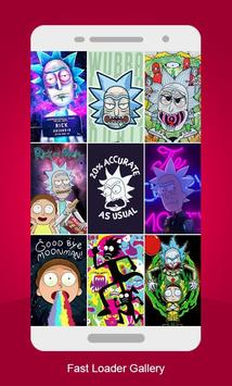 Wallpaper Rick Sanchez screenshot 1