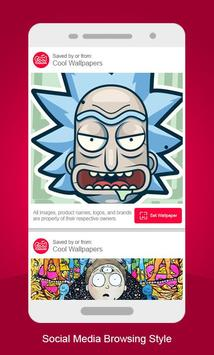 Wallpaper Rick Sanchez screenshot 2