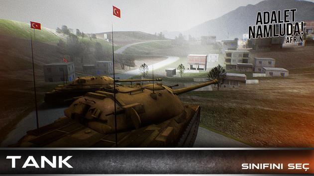 Adalet Namluda: Afrin (Demo) Ekran Görüntüsü 4