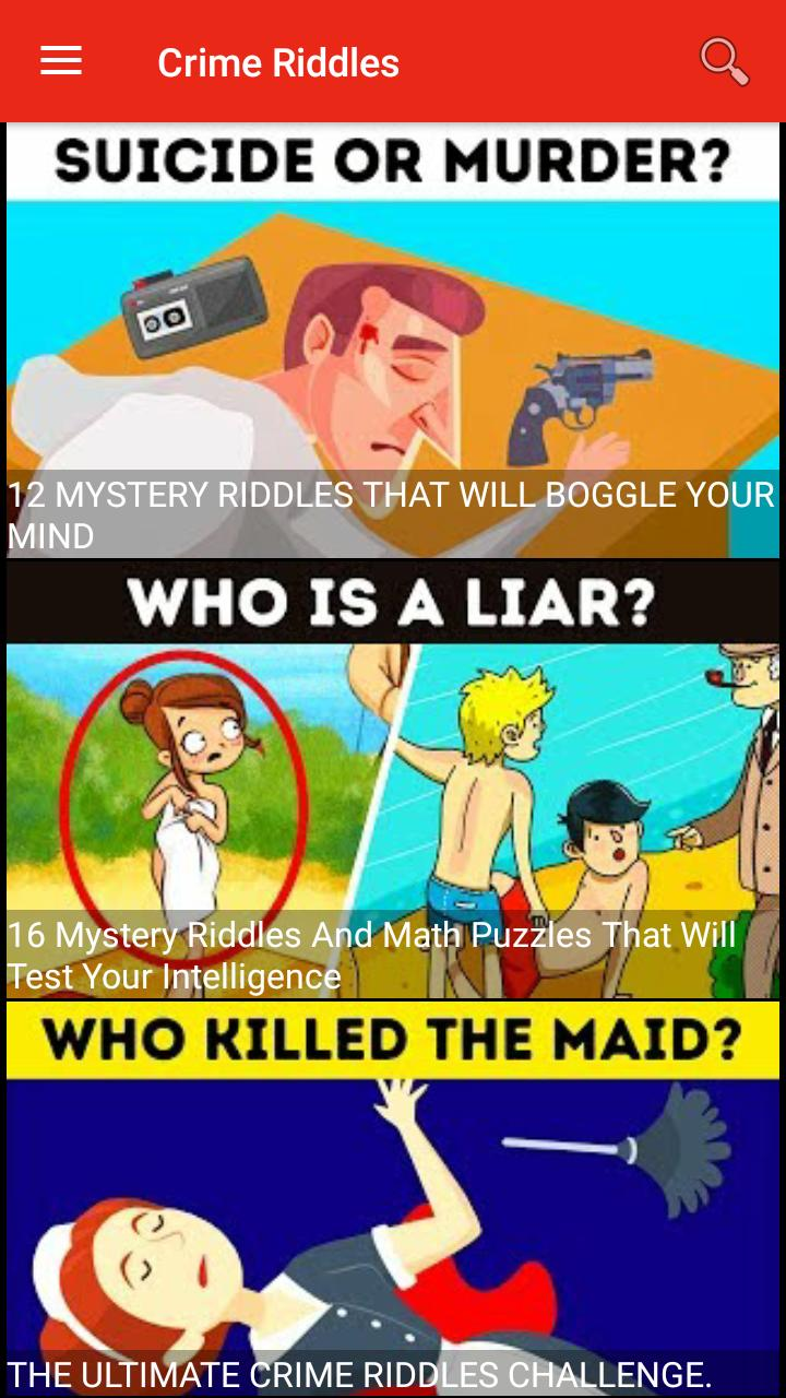 7 Second Riddles for Android - APK Download