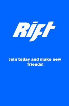Rift - Social Network poster
