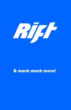 Rift - Social Network apk screenshot
