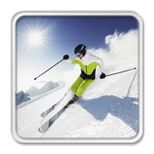 Extreme Skiers live wallpaper icon