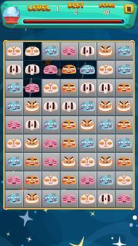 Cartoon Faces Match Game apk screenshot