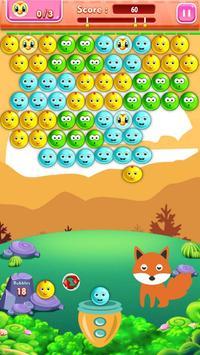 Forest Fox Bubble Shooter apk screenshot