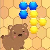 Hexa Bear Party icon