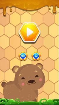 Hexa Bear Party poster