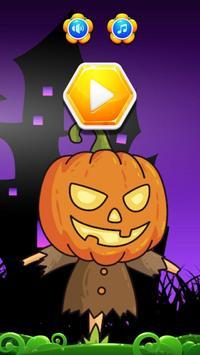 Hexa Halloween Day poster