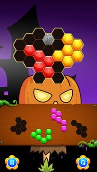 Hexa Halloween Day screenshot 3