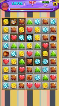 Sweet Candy Match screenshot 2
