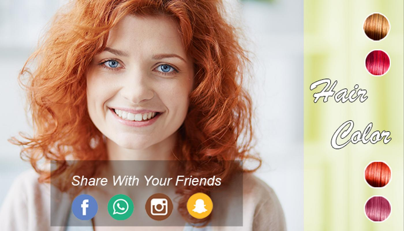 Change Style Hair Color Apk Download Free Photography App For