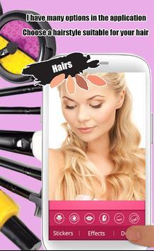 You MakeUp Face Styles screenshot 4