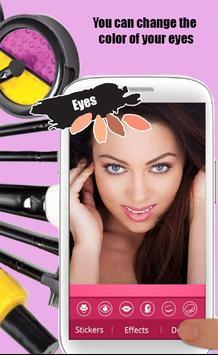 You MakeUp Face Styles screenshot 8