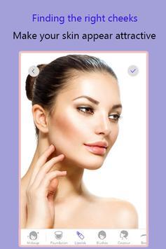 You Makeup Face Maker 截圖 3