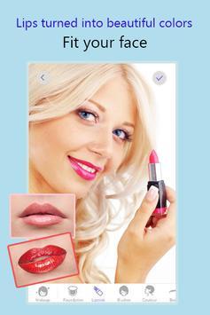 You Makeup Face Maker 截圖 14