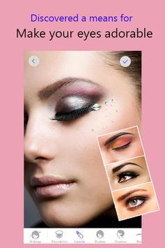 You Makeup Face Maker 截圖 15