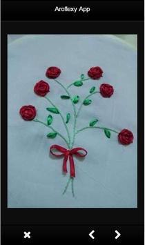 Ribbon Embroidery Tutorials apk screenshot
