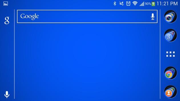Cobalt Theme screenshot 1