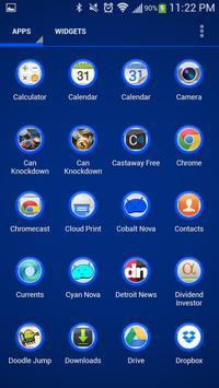 Cobalt Theme screenshot 3