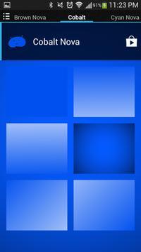 Cobalt Theme screenshot 4