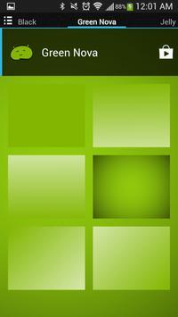 Green Theme screenshot 4