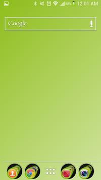 Green Theme screenshot 6